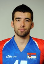 Nationality: Serbia Date of birth: 1988/10/19 Height: 207cm (6ft 9in) Weight: 88kg (194b)