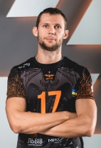 Nationality: Ukraine Date of birth: 1988/12/23 Height: 198cm (6ft 6in) Weight: 88kg (211b) Dominant hand: Right European Union: NO National Team: YES