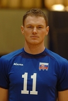 Nationality: Slovakia Date of birth: 1983/04/25 Height: 200cm (6ft 6in) Weight: 90kg (200lb)