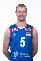 Nationality: Serbia Date of birth: 1992/02/26 Height: 200cm (6ft 6in) Weight: 85kg (182lb) Dominant hand: Right European Union: NO National Team: NO