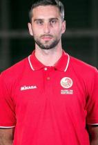 Nationality: Montenegro Date of birth: 1988/11/13 Height: 201cm (6ft 6in) Weight: 82kg (180lb) Dominant hand: Right European Union: NO