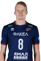 Nationality: Belarus Date of birth: 1990/10/18 Height: 212cm (6ft 10in) Weight: 93kg (190lb) Dominant hand: Right Spike reach: 381cm European Union: NO National Team: YES