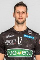 Nationality: Serbian Date of birth: 1994/09/12 Height: 200cm (6ft 5in) Weight: 100kg (220lb) Dominant hand: Right European Union: NO National Team: NO