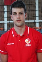 Nationality: Montenegro Date of birth: 1992/08/12 Height: 205cm (6ft 7in) Weight: 94kg (197lb) Dominant hand: Right European Union: NO National Team: YES