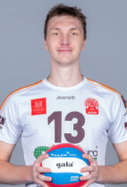Nationality: Russian Date of birth: 1991/06/17 Height: 212cm (6ft 9in) Weight: 110kg (198lb) Dominant hand: Right European Union: NO National Team: NO
