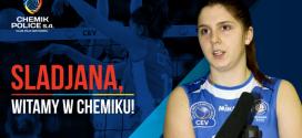 Sladjana Mirkovic joins Chemik Police!