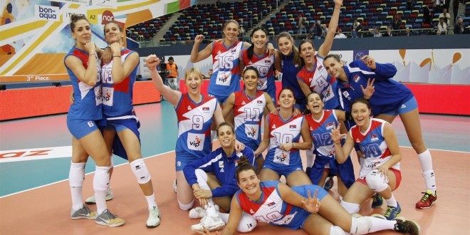 Serbia goes to semi-finals!