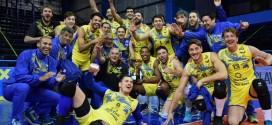 Uchikov won Copa Master trophy!