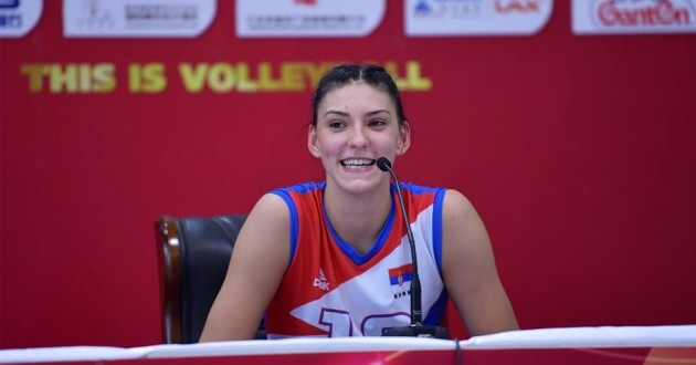 Tijana Boskovic is the best player of Europe for 2017!