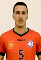 Nationality: Croatian Date of birth: 1993/09/01 Height: 195cm (6ft 4in) Weight: 92kg (190lb) Dominant hand: Right European Union: YES National Team: YES