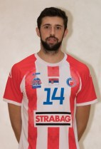 Nationality: Serbia Date of birth: 1995/01/03 Height: 202cm (6ft 7in) Weight: 90kg (229lb) Dominant hand: Right European Union: NO National Team: YES