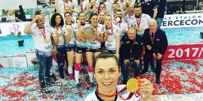 Fifth title in a row for Chemik!