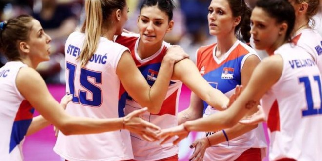 Eighth win for Serbia!