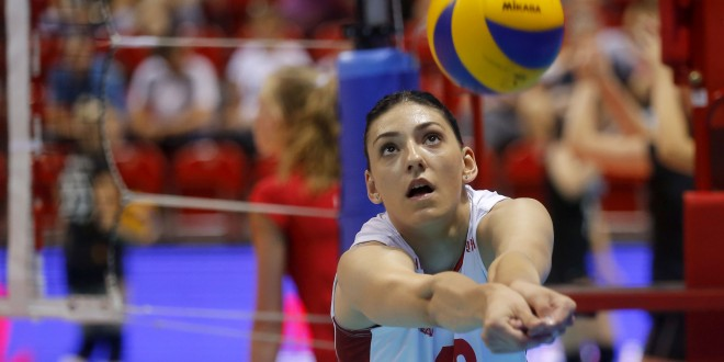 Serbia advanced to the second around!