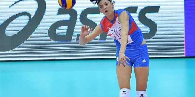 Historical day for Serbian volleyball!