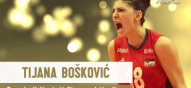 Tijana Boskovic – Back to back CEV Female Volleyball Player of the Year!