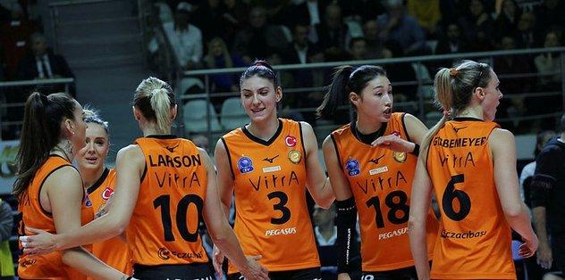 Tijana's Eczacibasi VitrA Istanbul won bronze!