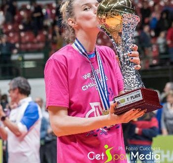 Monza won CEV Challenge Cup