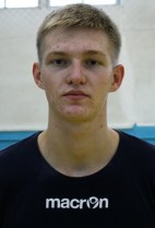 Nationality: Ukraine Date of birth: 27/10/1997 Height: 200cm (6ft 6in) Weight: 87kg (183lb) Dominant hand: Right European Union: NO National Team: YES