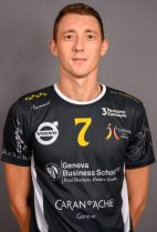 Nationality: Serbia Date of birth: 1989/07/14 Height: 210cm (6ft 9in) Weight: 99kg (216lb) Dominant hand: Right European Union: NO National Team: NO
