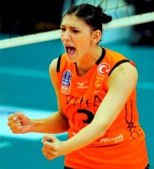 Tijana scored high in last match!