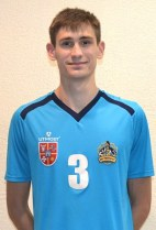 Nationality: Ukraine Date of birth: 1998/07/28 Height: 198cm (6ft 6in) Weight: 82kg (190lb) Dominant hand: Right European Union: NO National Team: NO