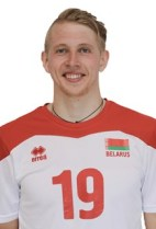 Nationality: Belarus Date of birth: 1992/02/08 Height: 200cm (6ft 8in) Weight: 97kg (195lb) Dominant hand: Right European Union: NO National Team: YES